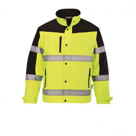 Softshell Jacket Bicolour (3L) S429