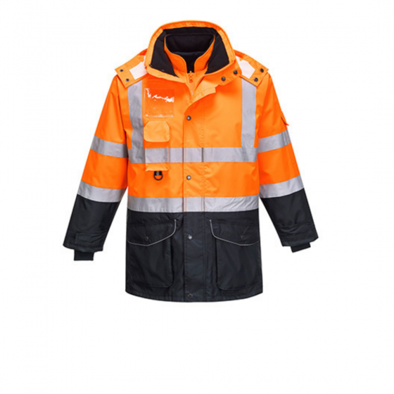 Parka High Visibility 7 in 1 S426