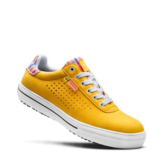 Toworkfor Via Monte Napoleone S1P Ladies Sneaker