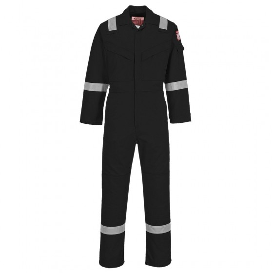 Flame Resistant Light Weight Anti-Static Coverall 280g FR28