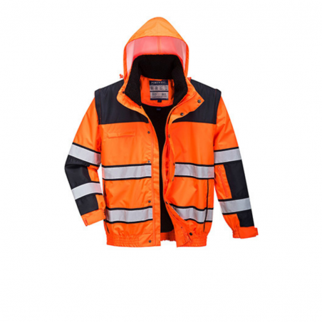 High Visibility Classic Jacket C466