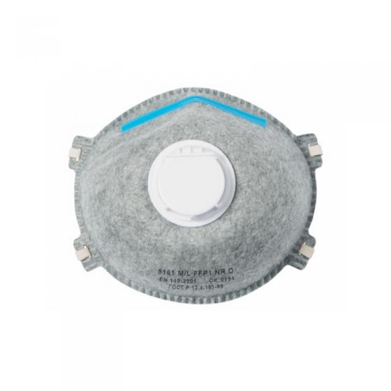 Máscara FFP2 AV-V Ácidos C Válvula ML
