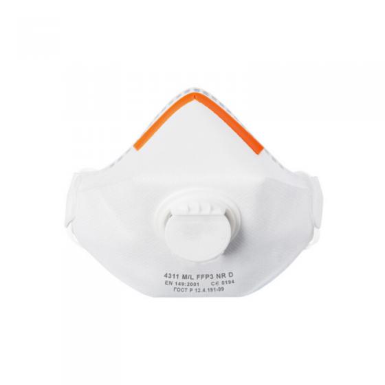Máscara FFP3 D – Válvula