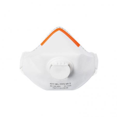 Mask FFP3 D - Valve (Pack of 10)