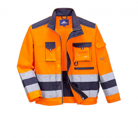 High visibility jacket LILLE TX50