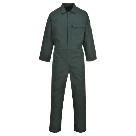 CE Safe-Welder Coverall C030