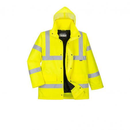 High visibility breathable parka S461
