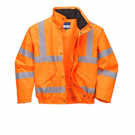 RT62 High Visibility Breathable Mesh Lined Jacket