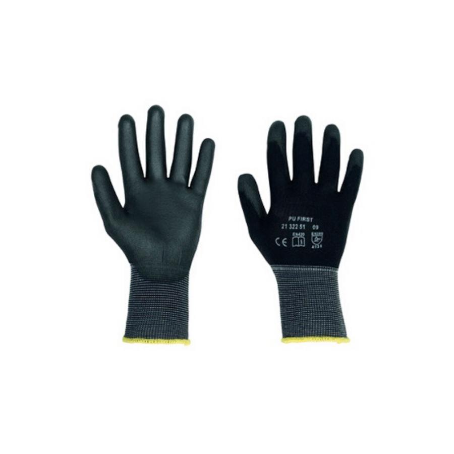 1st Black PU Glove