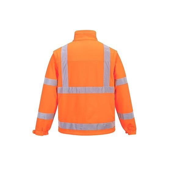 High Visibility Softshell Jacket (3L) S428