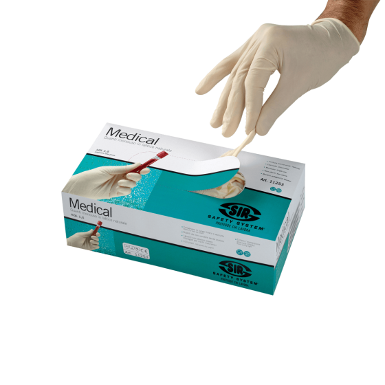 MEDICAL Protective Gloves (Pack of 100)