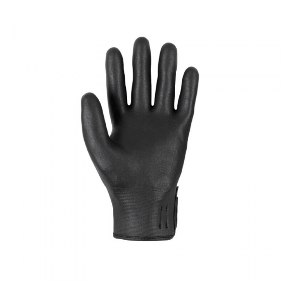 Chef Glove Fully Covered in Black Nitrile Foam (Pack of 10)