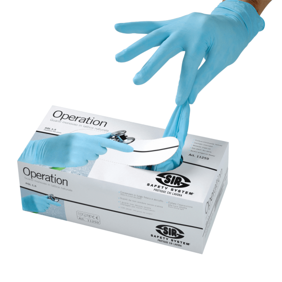 OPERATION Protective Gloves (Pack of 100)