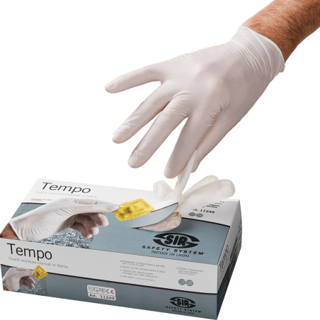 TEMPO Protective Gloves (Pack of 100)