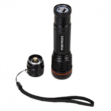 Lanterna recarregável USB PA75