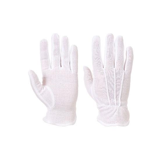 Microdot Glove A080 White