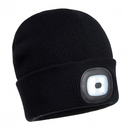 Cap with LED Rechargeable B029