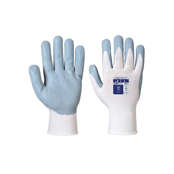 Dexti-Grip Pro A325 White/Grey Glove