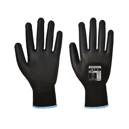 Glove PU Ultra A122 black