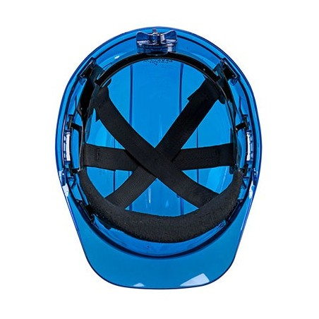 Peak View Translucent Helmet with Roller PV60