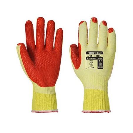 Tough Grip Glove A135 Yellow/Orange
