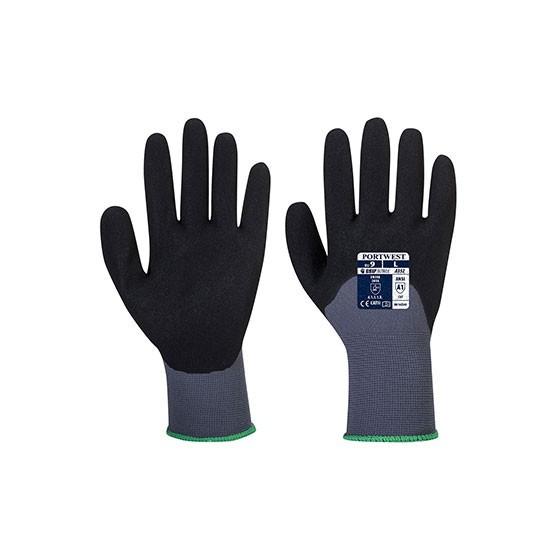 Glove DermiFlex Ultra A352 Grey/Black