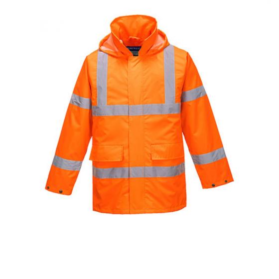 High visibility light traffic jacket S160