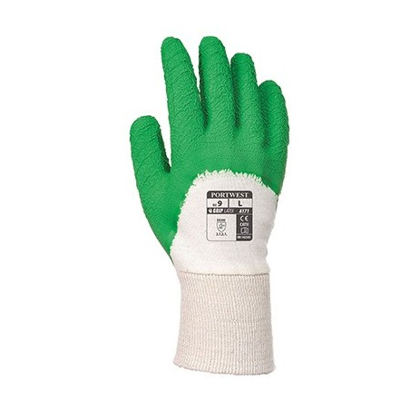 Open Hand Latex Glove A171