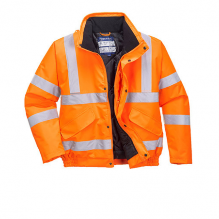 High Visibility Jacket RIS RT32