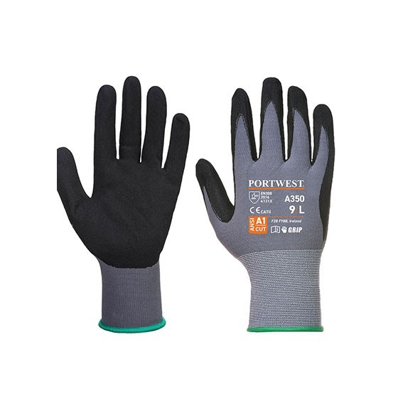 Glove DermiFlex A350 Black