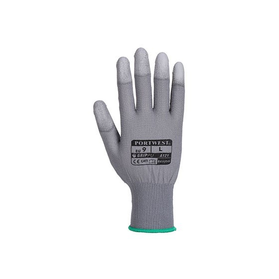 Glove with fingertips PU A121