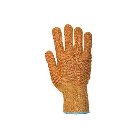 Criss Cross Glove A130 Orange