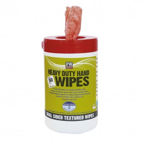 Heavy Duty Wipes (50 Wipes) IW30