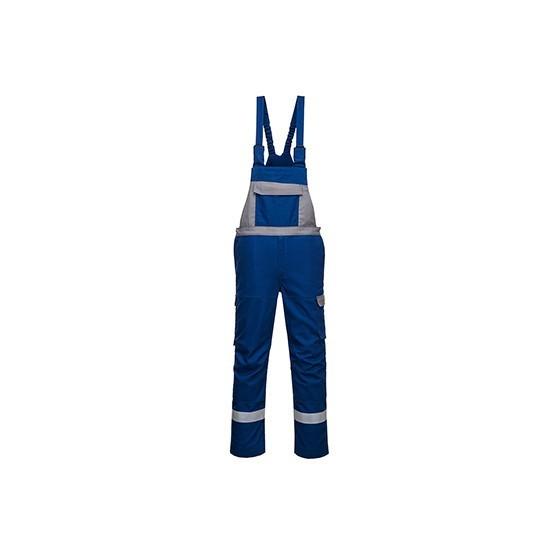 Overalls Bizflame Ultra Bicolour FR07 Royal Blue