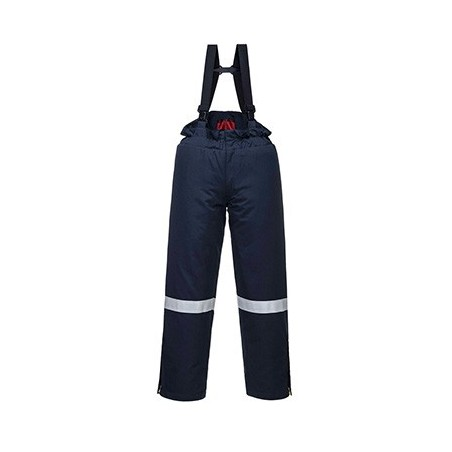 Araflame Insulated Overalls AF83 Navy
