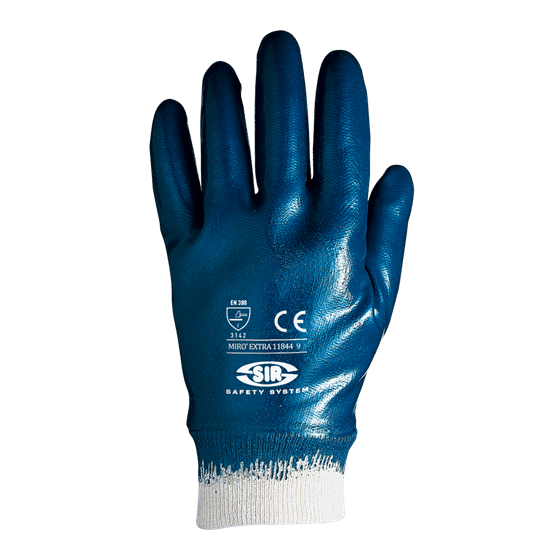 Protective gloves MIRÒ EXTRA 11844
