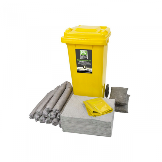 Maintenance Kit 120 Liters (Water / Oil)