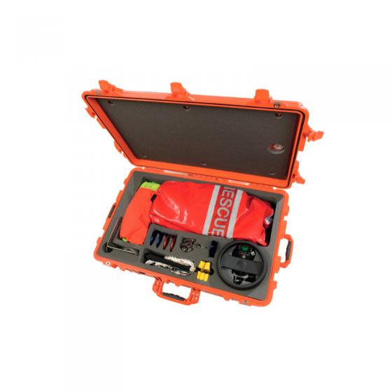 Safescape Elite Evacuator - Customized Case Kit