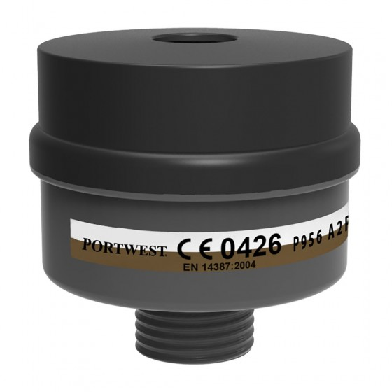 Combination Filter A2P3 Universal Thread Connection P956