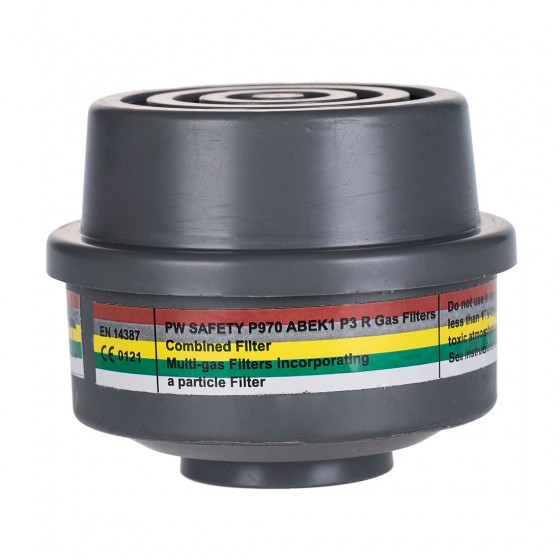 Combination Filter Special Thread Connection ABEK1P3 P970