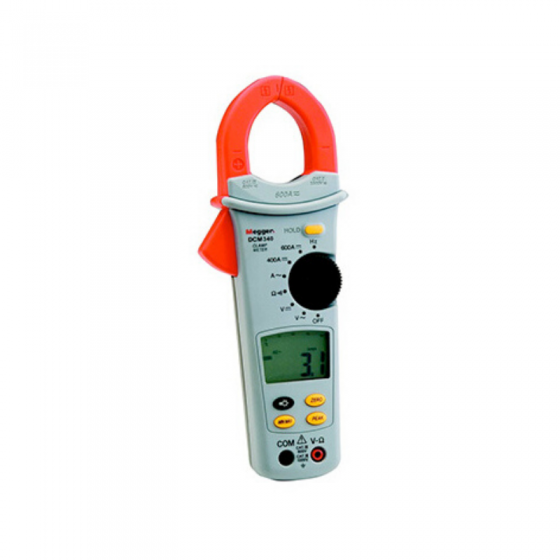 Pinça Amperimétrica DCM340