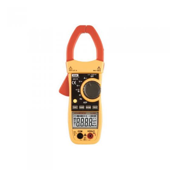 Pinça Amperimétrica Digital VA315