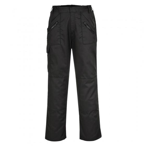 Calça Action, com cintura traseira elástica C887