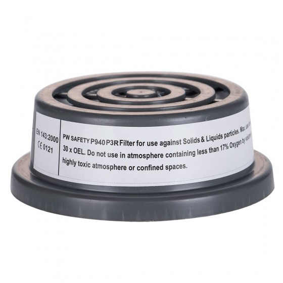 Particulate Filter P3 Special Thread Connection (6-pack)