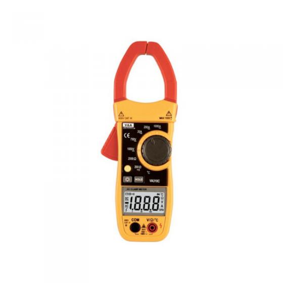 Pinça Amperimétrica VA310C
