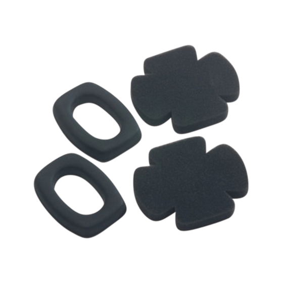 Spare Pads Set of 10 Pairs