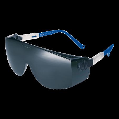 Acciaio Scuro Safety Glasses