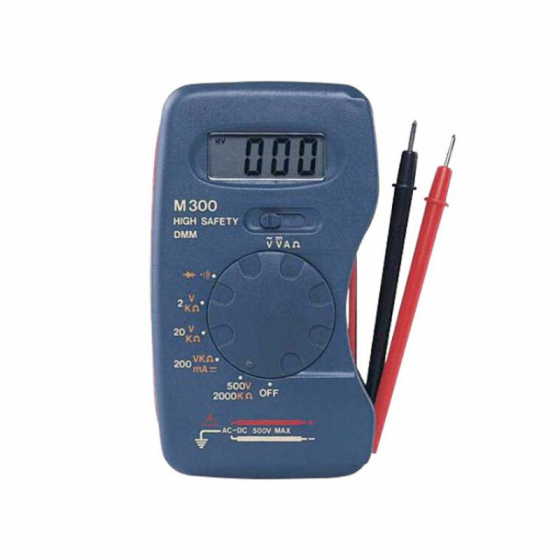 Multímetro – M300