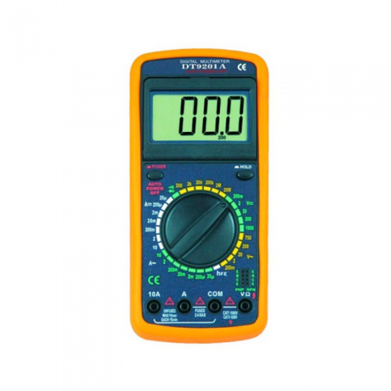 Multímetro Digital DT9201W