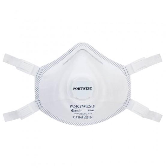 Mask FFP3 Premium P305 (Pack 5 unid.)